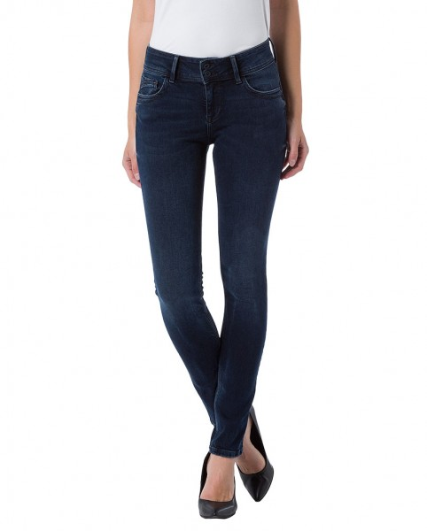 Cross Melinda Skinny Jeans, blue black