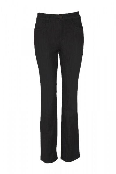 Luna Jeans weiter Schnitt, schwarz