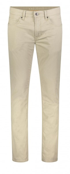 MAC Arne Pipe pantalon CottonFLEXX L38, havanna