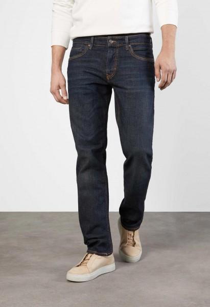 MAC Jeans Arne Pipe DenimFLEXX L38 Inch, dark blue rinsed