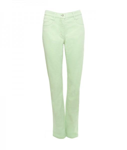 Sandy pantalon 5-pocket-style, pistache vert clair