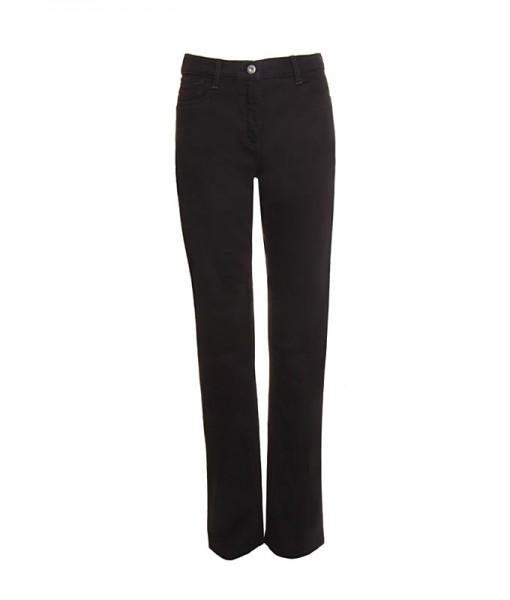 Sally 5-Pocket-Style Hosen, schwarz