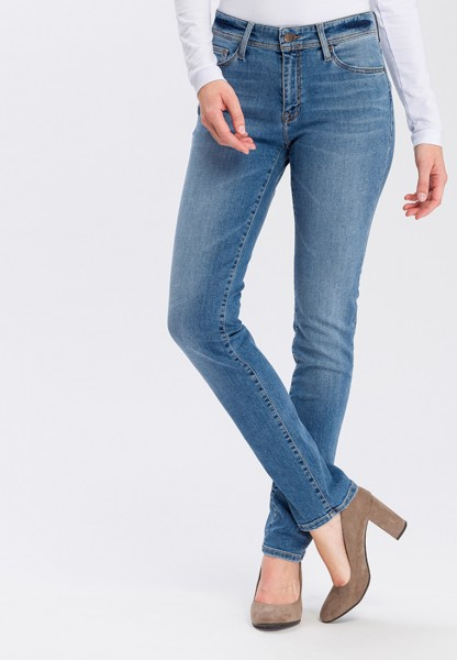 Cross Jeans Anya Slim Fit L36 inches, light mid blue