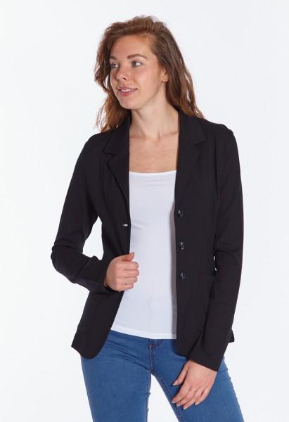 Jersey Blazer, black