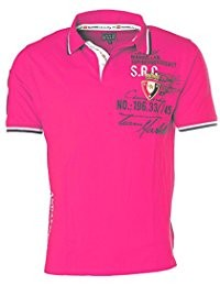 Poloshirt slim fit mit Stickerei