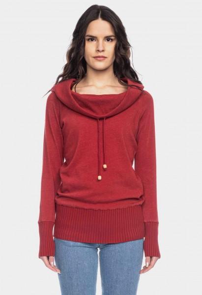 Robe urbaine tricoté velours de cordon, verte