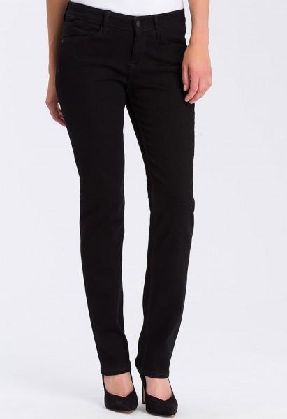 Cross Jeans Rose Regular Fit L36 Inch, black