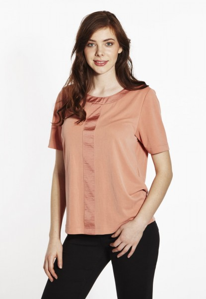 Missy blouse, apricot