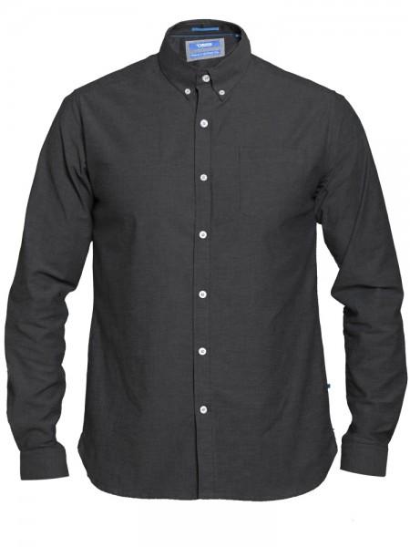 Hemd mit Knopfleiste, navy