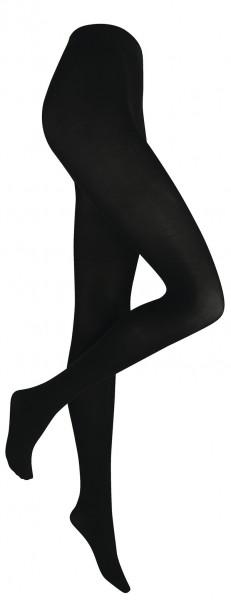 I LOVE TALL Kunert Strumpfhosen extra lang Velvet 80 blickdicht in Langgrösse für die grosse Frau, schwarz
