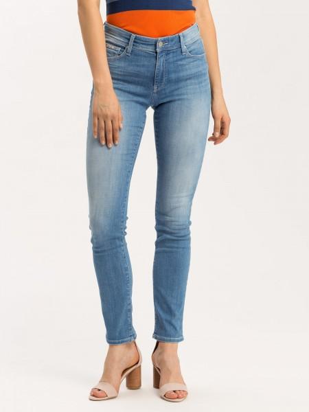 Cross Jeans Anya Slim Fit L36 Inch, light blue