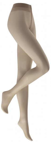 Tights Chinchillan 20 DEN anti-running mesh, chashmere