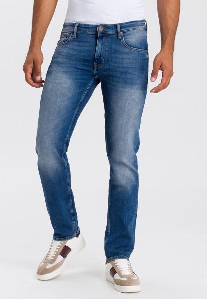 Cross Jeans Damien Slim Fit L36/38, light mid blue used