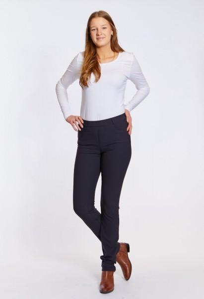 Janna pantalon slim fit bengalin L38 pouces