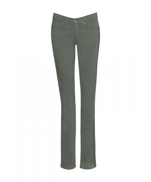 Alina pantalon slim avec rayures gallons