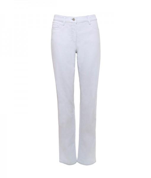 Sally 5-Pocket-Style Hose, hellgrau