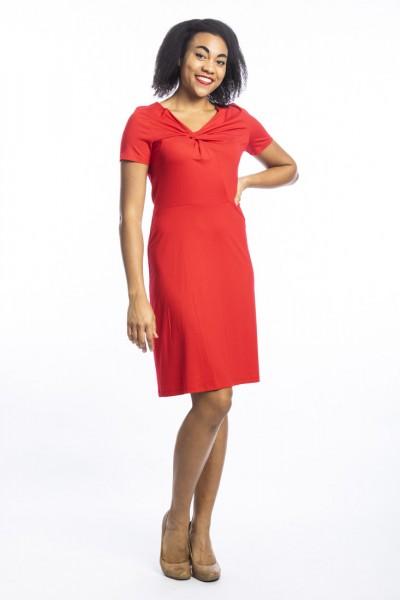 Dress Kiba, red