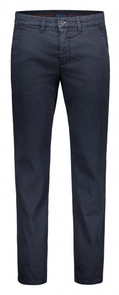 Tall men trousers MAC Lennox Chino Pants midnight blue I LOVE TALL