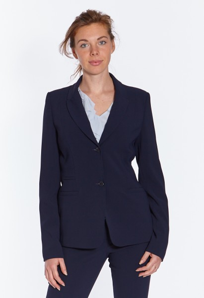 MOD Business Blazer, navy blau