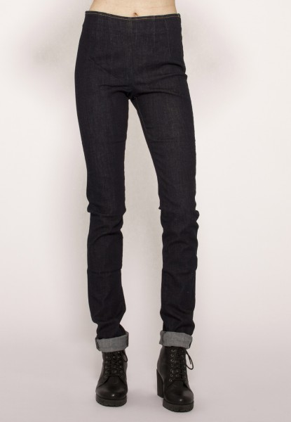 Toysan Jeggings, dark blue denimn 36 Inch