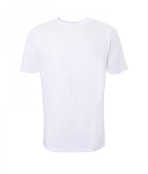 T-Shirt Rundhals 100 % Baumwolle