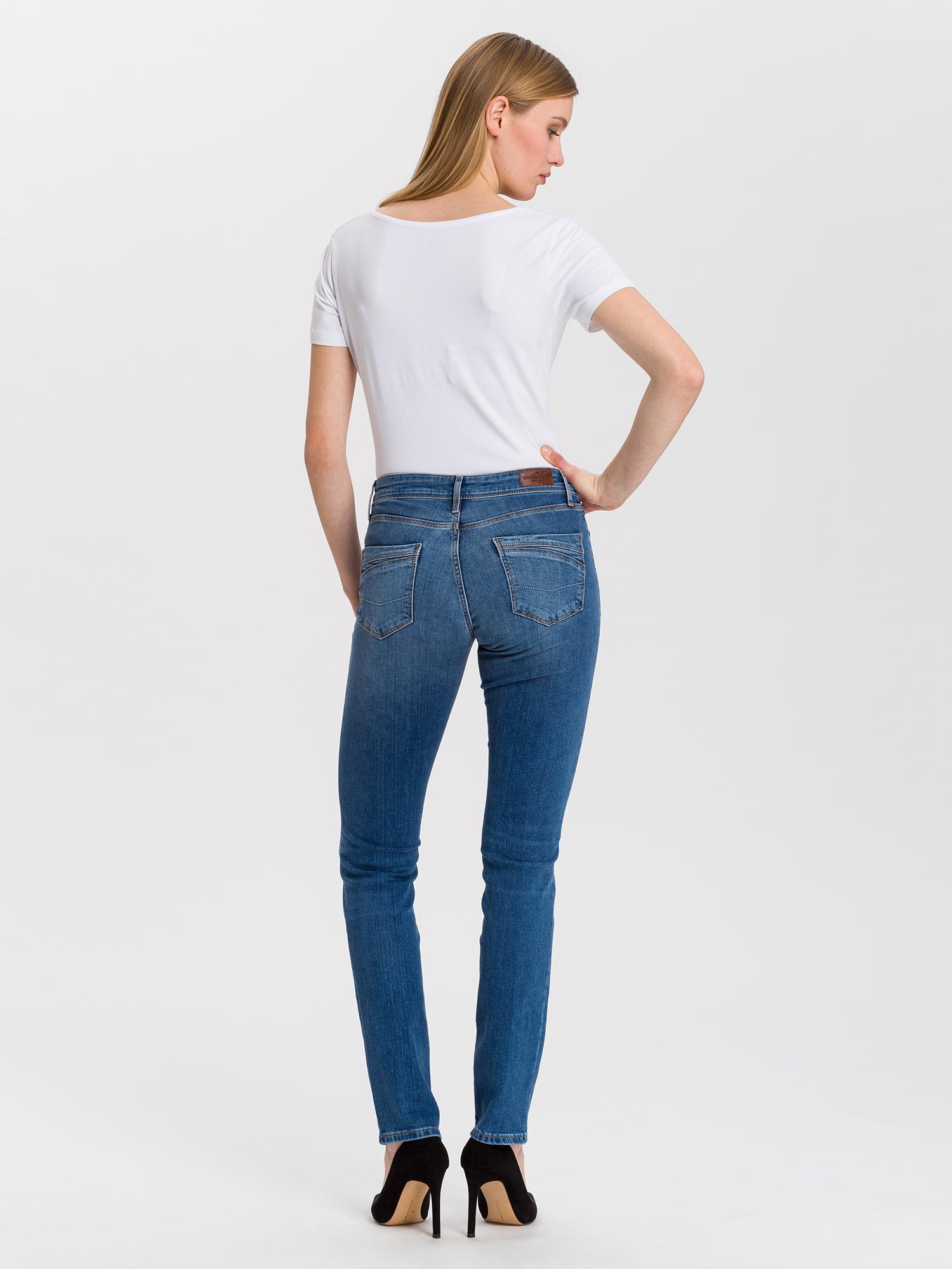 Cross Jeans Anya Slim Fit L36 Inch, soft blue used