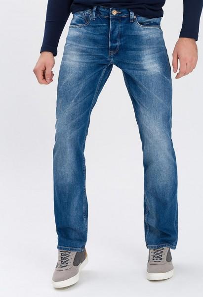 Cross jean Dylan regular fit L38, mid blue