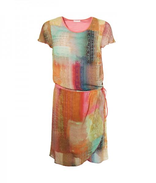 Kaia Sommerkleid mit Print