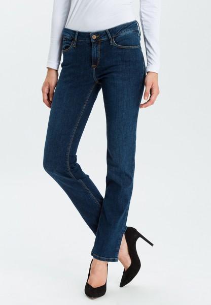 Cross Jeans Rose Straight Leg L36 Inch, dark used