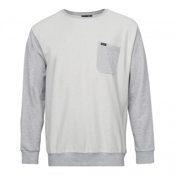 Crew Neck Sweatshirt, grey