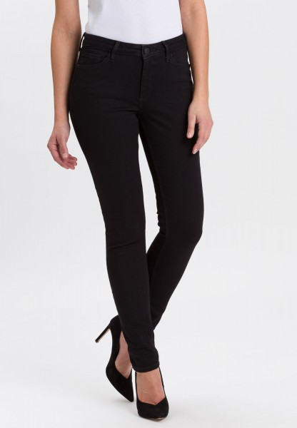 Cross Jeans Alan Skinny Fit L34 Inch, black