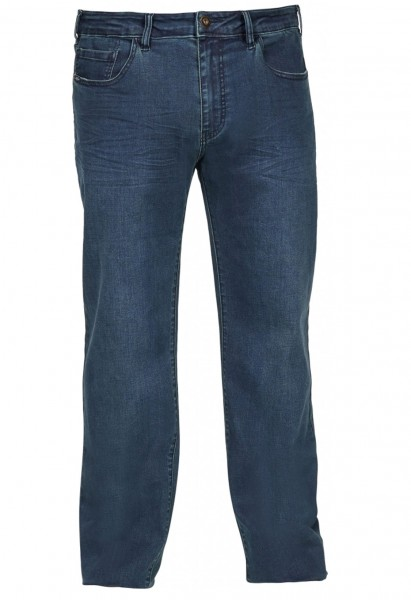 Jeans Ringo L39 Inch, blue used wash