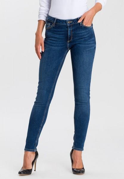 Cross Jeans Alan Skinny Fit L34/36 Inch, dark blue used