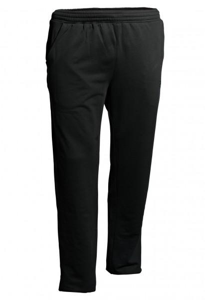 Sweat Pants aus Baumwolle L40 Inch, schwarz