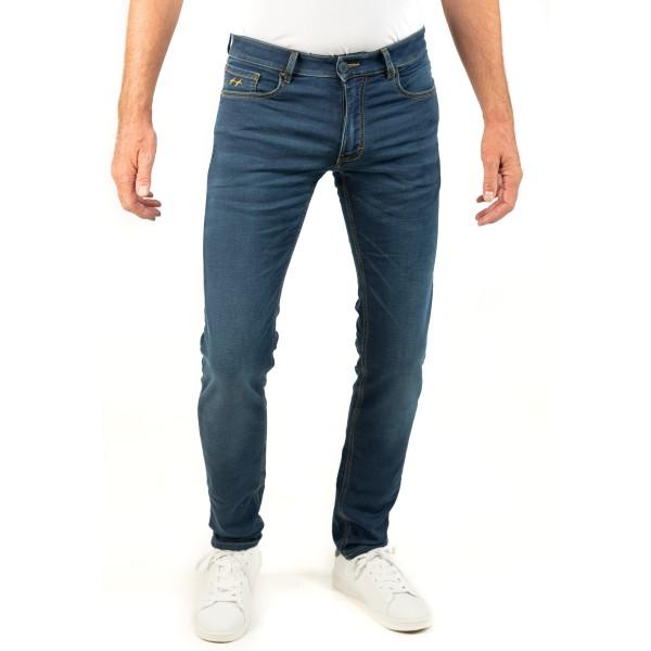 I LOVE TALL CUB Jeans Alex Flex Jeans extra lang 38 Inch lang vintage blau