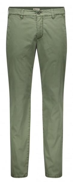 MAC Lenny Chino Hosen L38, kaktus grün