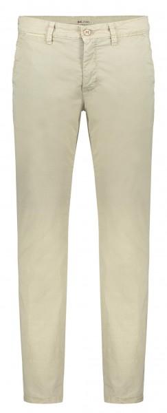 MAC Lennox chino pants L38, light gray printed