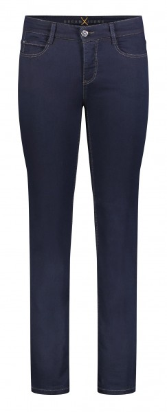 MAC Dream Jeans L36 Inch, dunkel blau