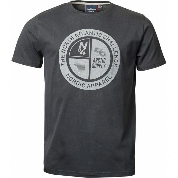 I LOVE TALL T-Shirt mit Druck, schwarz Langgrösse